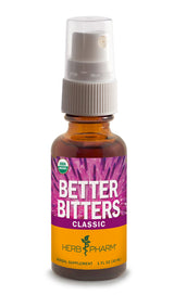 Herb Pharm Better Bitters Classic-Tinctures-The Scarlet Sage Herb Co.