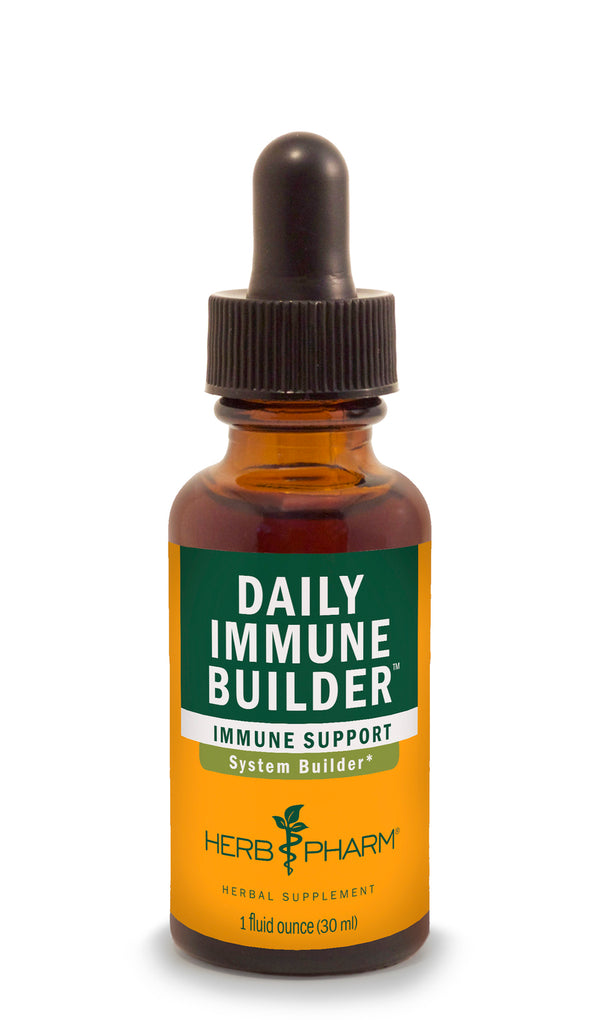 Herb Pharm Daily Immune Builder 1oz-Tinctures-The Scarlet Sage Herb Co.