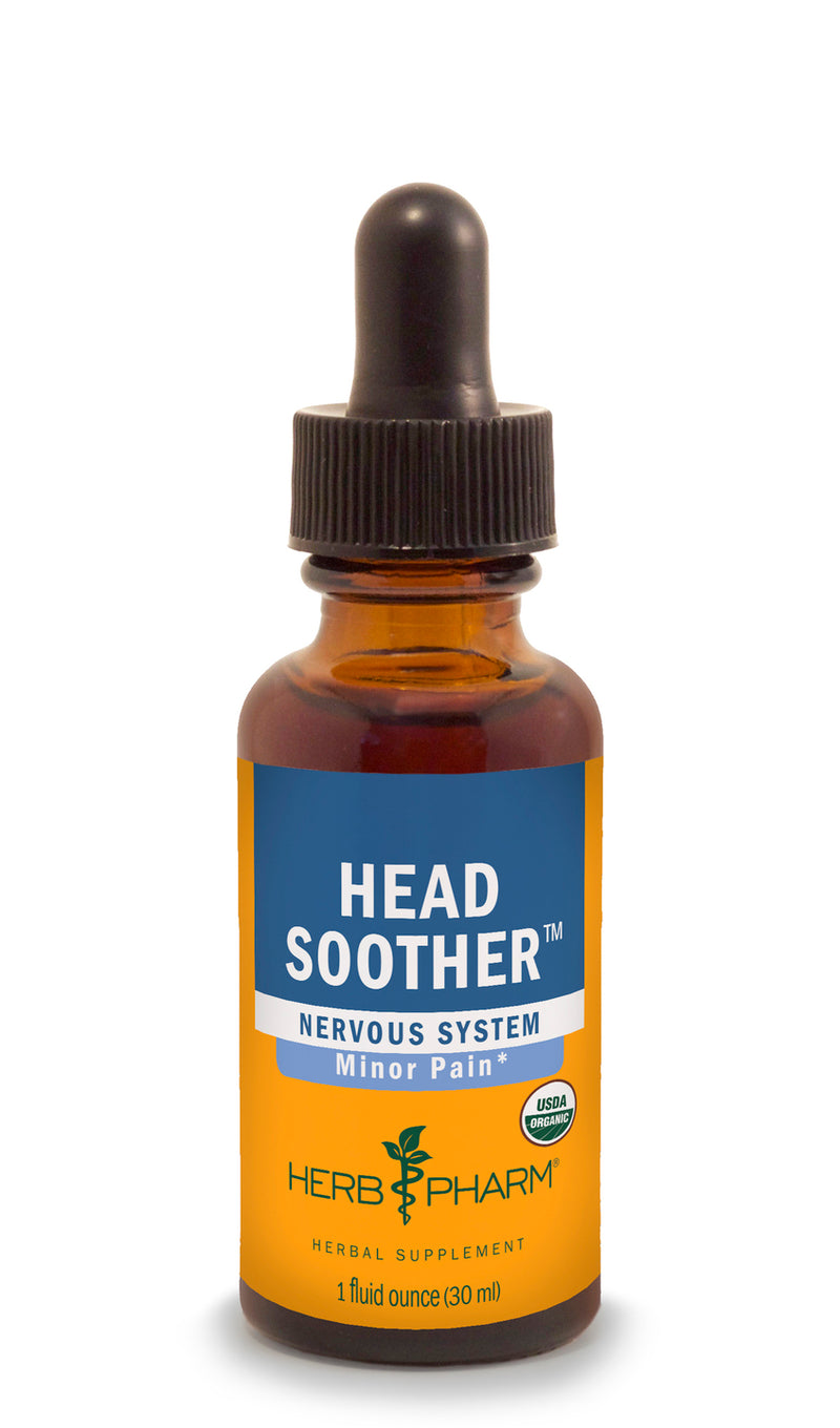 Herb Pharm Head Soother 1oz