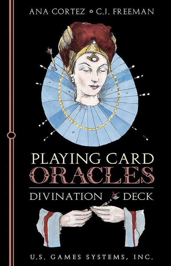 Playing Cards Oracles Divination Deck-The Scarlet Sage Herb Co.
