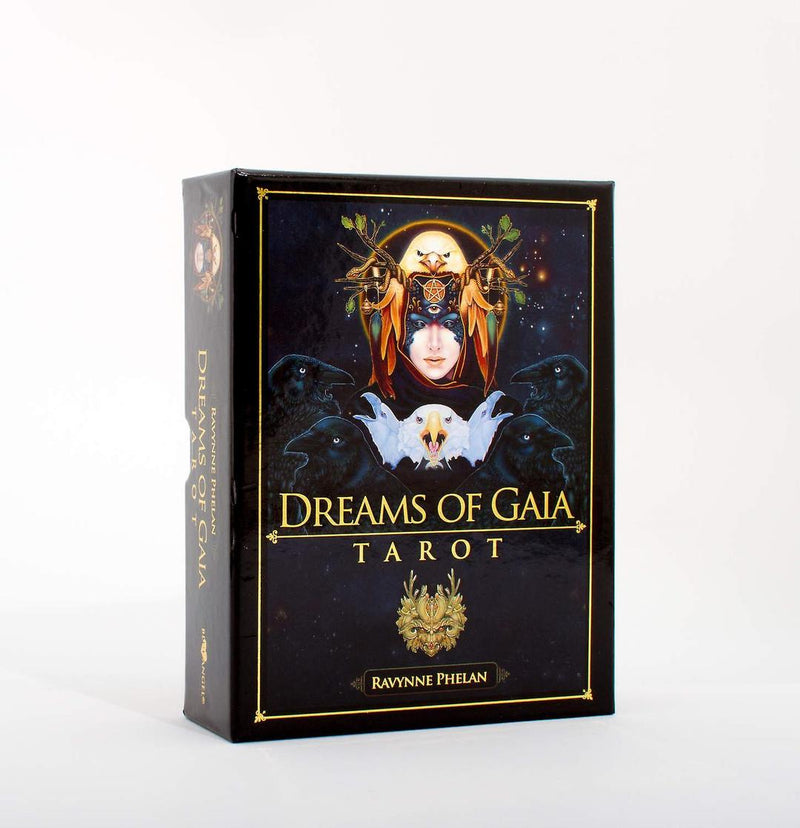 Dreams Of Gaia Tarot-The Scarlet Sage Herb Co.