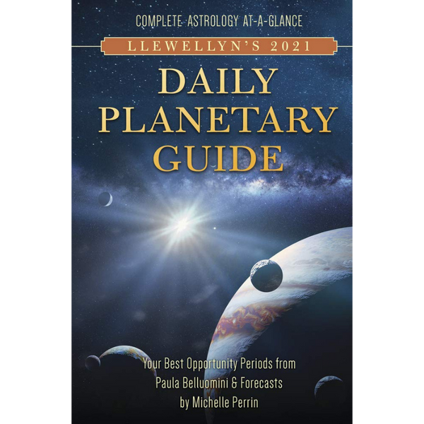 Llewellyn 2021 Daily Planetary Guide