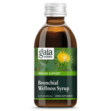 Gaia Herbs Bronchial Wellness Herbal Syrup 5.4oz-Tinctures, Supplements-The Scarlet Sage Herb Co.
