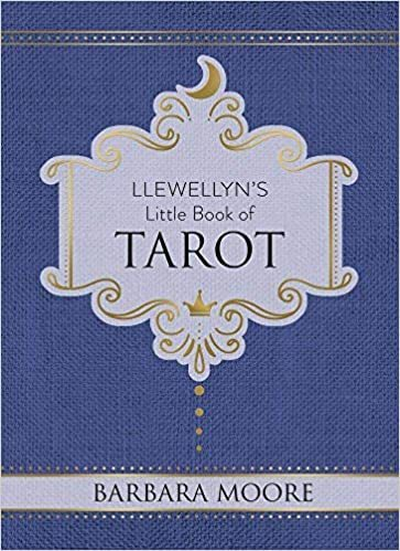 Llewellyn's Little Book Of Tarot-Books-The Scarlet Sage Herb Co.