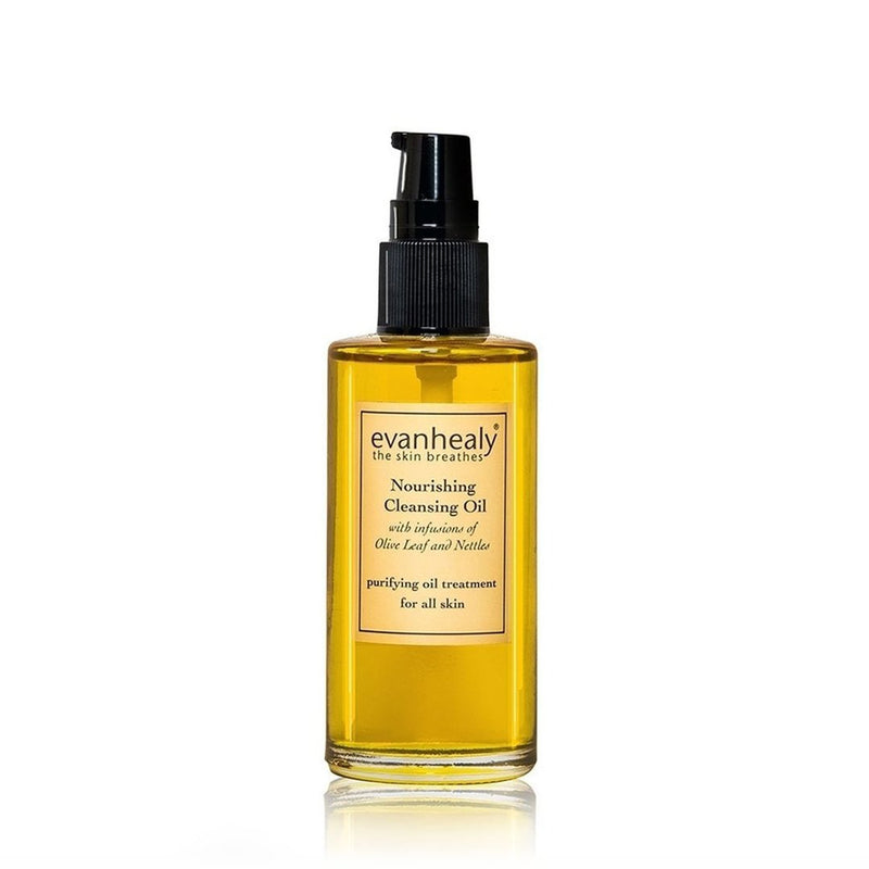 evanhealy Cleansing Oil Nourishing 2oz-Facial Skincare-The Scarlet Sage Herb Co.