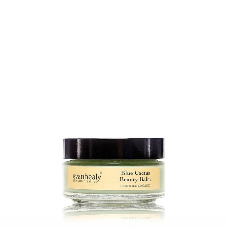 evanhealy Beauty Balm Blue Cactus-Facial Skincare-The Scarlet Sage Herb Co.