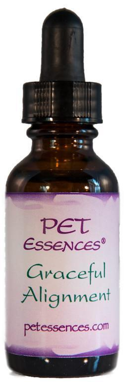 Energetic Pet Essences Graceful Alignment-Flower Essences-The Scarlet Sage Herb Co.