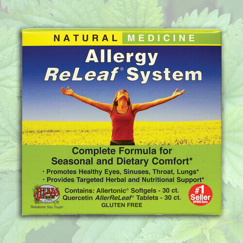Herbs Etc Allergy Releaf System