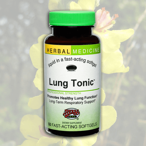 Herbs Etc Lung Tonic 60ct