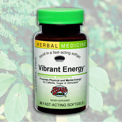 Herbs Etc Vibrant Energy 30ct