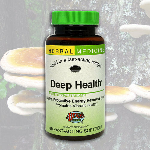 Herbs Etc Deep Health 60ct