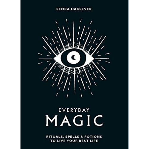 Everyday Magic by Semra Haksever-Books-The Scarlet Sage Herb Co.