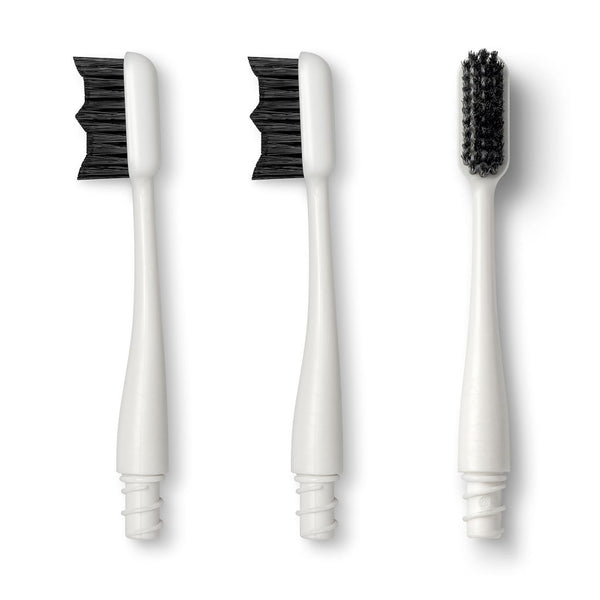 Goodwell Co Toothbrush Replacement Head 3ct