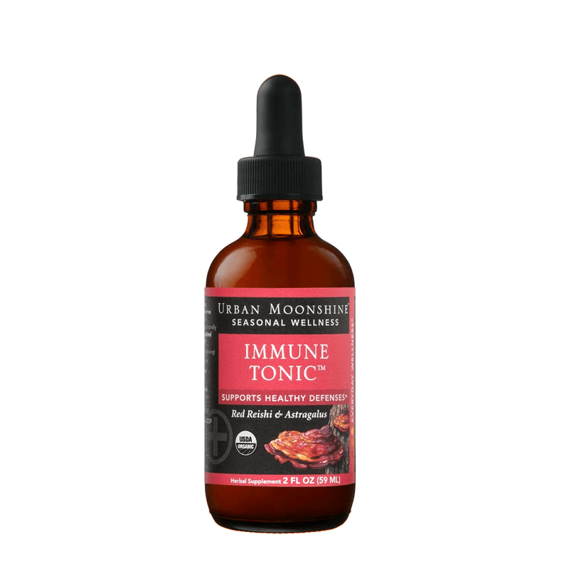 Urban Moonshine Immune Tonic 2oz - The Scarlet Sage Herb Co.
