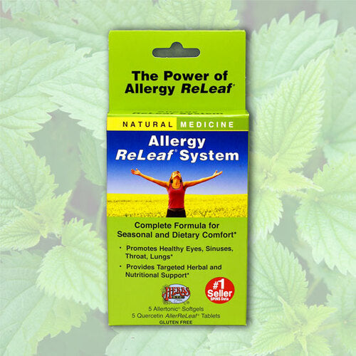 Herbs Etc Allergy ReLeaf System Travel 10ct