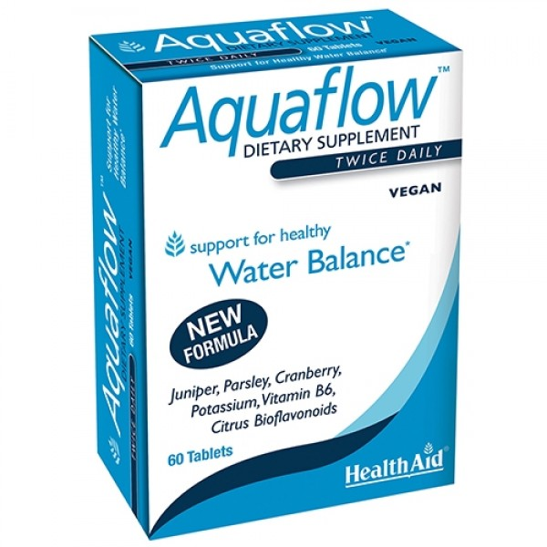 Health Aid Aquaflow 60ct-Supplements-The Scarlet Sage Herb Co.