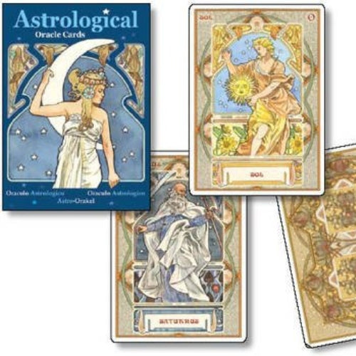 Astrological Oracle-The Scarlet Sage Herb Co.