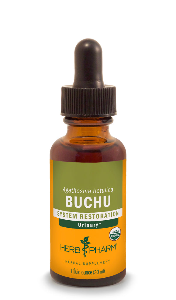 Herb Pharm Buchu 1oz.