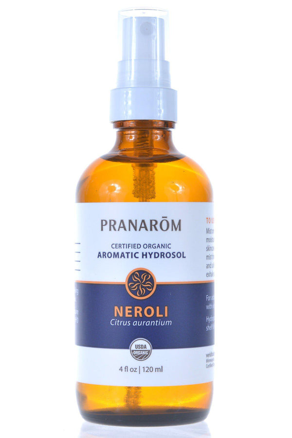Neroli Hydrosol - The Scarlet Sage Herb Co.