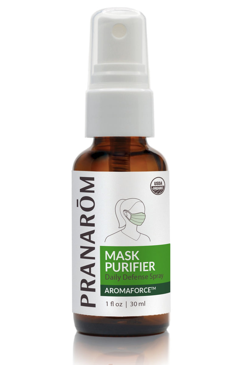 Pranarom Mask Purifier 1oz-Aromatherapy-The Scarlet Sage Herb Co.