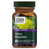 Gaia Herbs Stress Response 30ct-Supplements-The Scarlet Sage Herb Co.