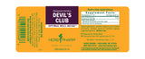Herb Pharm Devils Club 1oz-Tinctures-The Scarlet Sage Herb Co.