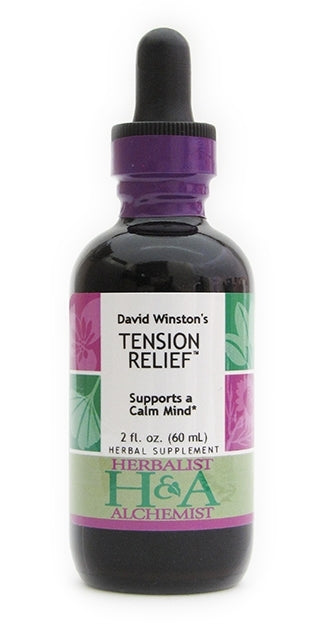 Herbalist & Alchemist Tension Relief