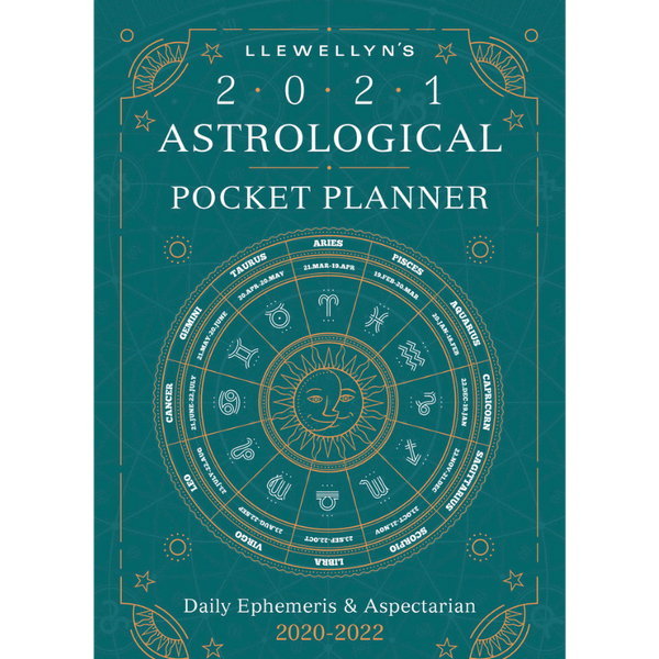 Llewellyn's 2021 Astrological Pocket Planner
