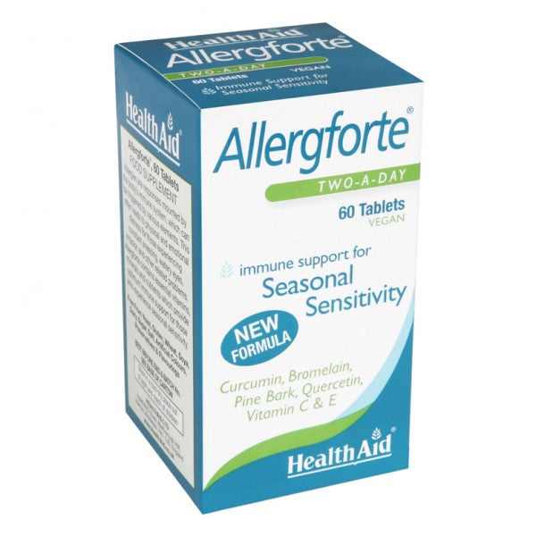 Health Aid Allergforte-Supplements-The Scarlet Sage Herb Co.