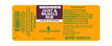 Herb Pharm Joint & Muscle Rub 1oz-Tinctures-The Scarlet Sage Herb Co.