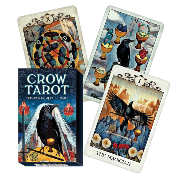 Crow Tarot-The Scarlet Sage Herb Co.