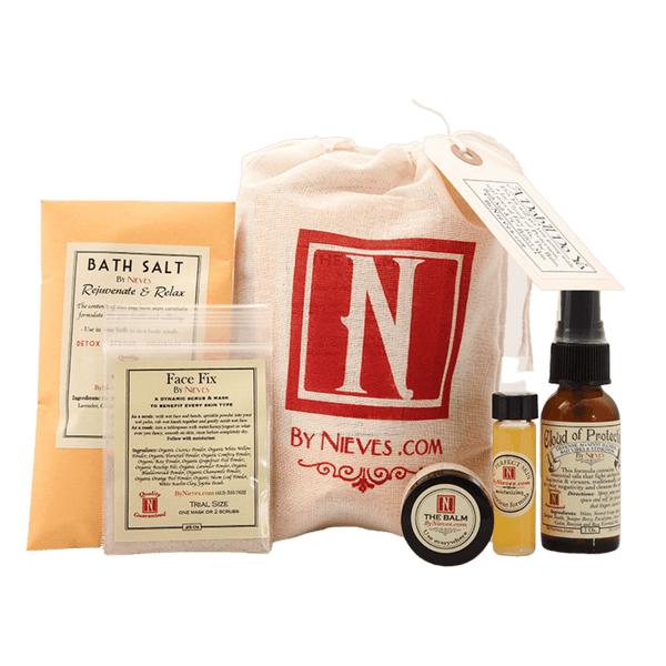 By Nieves Dabble Bag - The Scarlet Sage Herb Co.