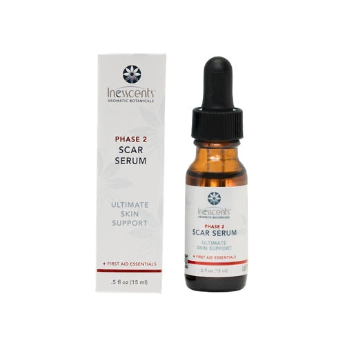 Inesscents Scar Serum Phase 2-Bodycare-The Scarlet Sage Herb Co.