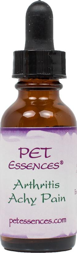 Energetic Pet Essences Arthritis and Achy Pain-Flower Essences-The Scarlet Sage Herb Co.
