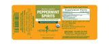 Herb Pharm Peppermint Spirits 1oz-Tinctures-The Scarlet Sage Herb Co.