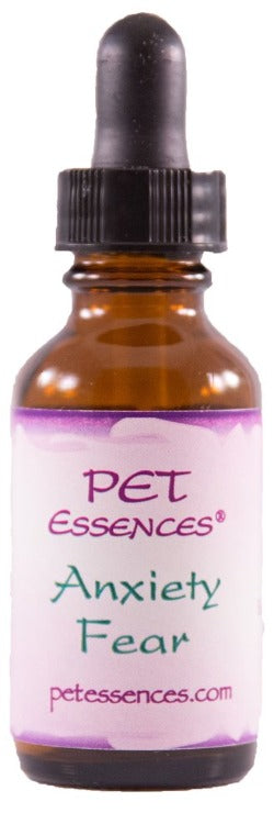 Energetic Pet Essences Anxiety Fear-Flower Essences-The Scarlet Sage Herb Co.