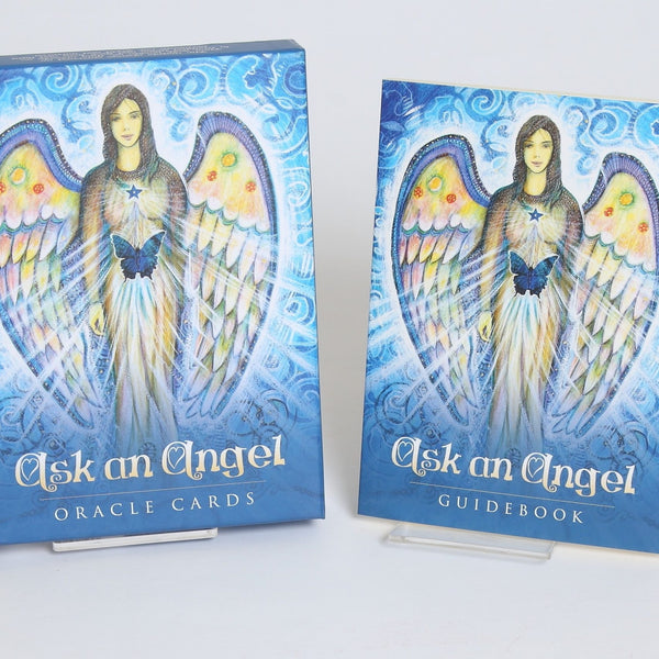 Ask An Angel Oracle-The Scarlet Sage Herb Co.