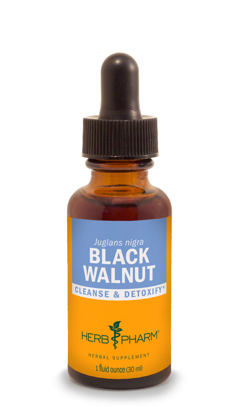 Herb Pharm Black Walnut 1oz-Tinctures-The Scarlet Sage Herb Co.
