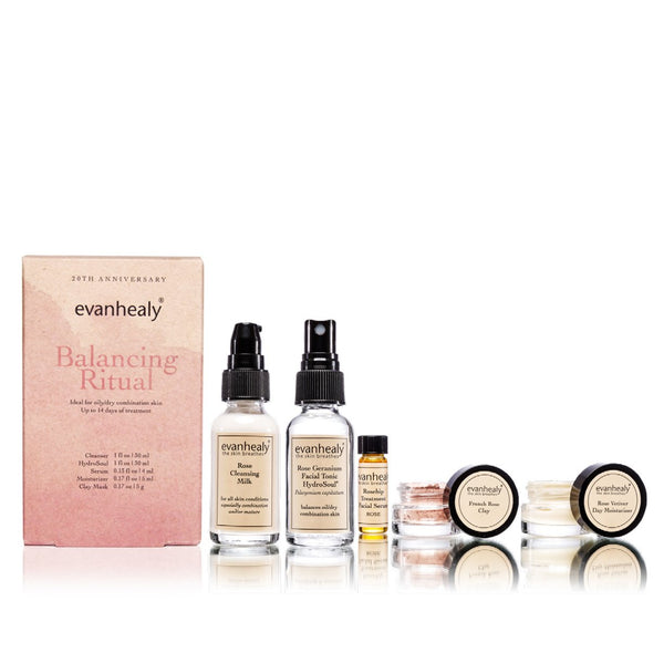 evanhealy Kit Ritual-Skincare-The Scarlet Sage Herb Co.