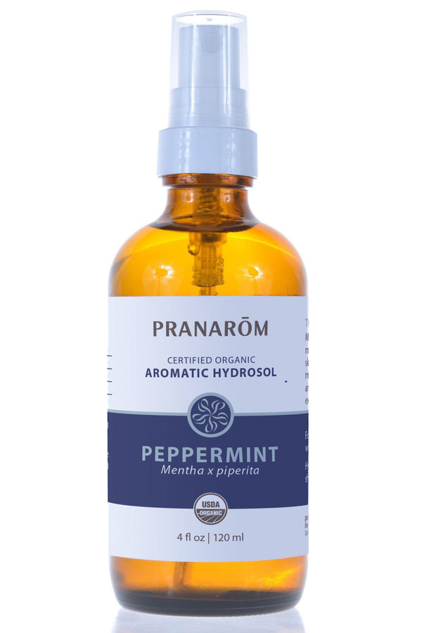 Peppermint Hydrosol - The Scarlet Sage Herb Co.