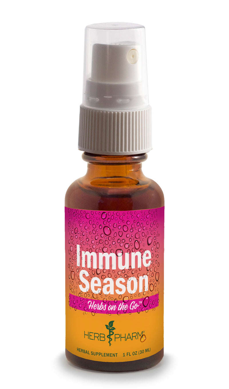 Herb Pharm Herbs on the Go: Immune Season 1oz-Tinctures-The Scarlet Sage Herb Co.