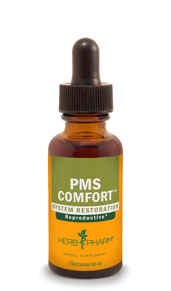 Herb Pharm PMS Comfort 1oz-Tinctures-The Scarlet Sage Herb Co.
