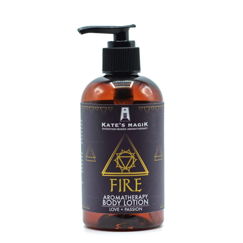 Kate's Magik Lotion Fire 8oz - The Scarlet Sage Herb Co.