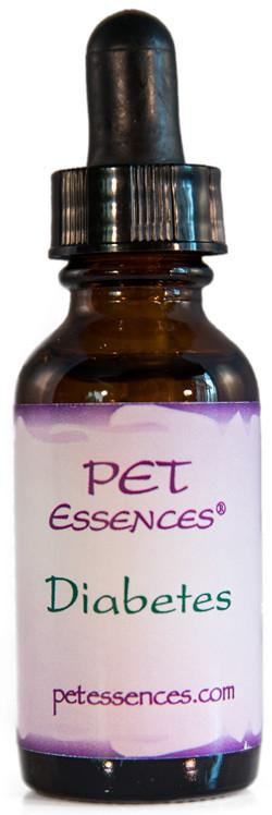 Energetic Pet Essences Diabetes-Flower Essences-The Scarlet Sage Herb Co.
