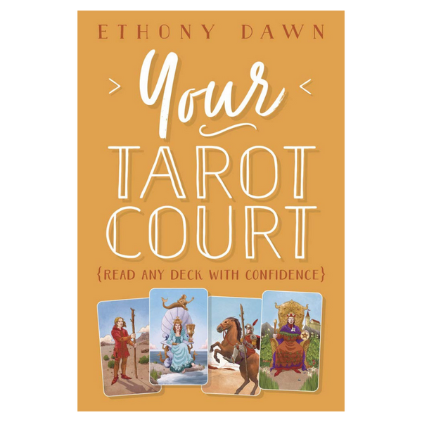 Your Tarot Court-The Scarlet Sage Herb Co.