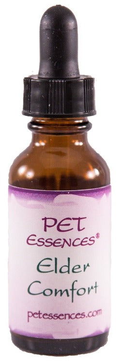 Energetic Pet Essences Elder Comfort-Flower Essences-The Scarlet Sage Herb Co.