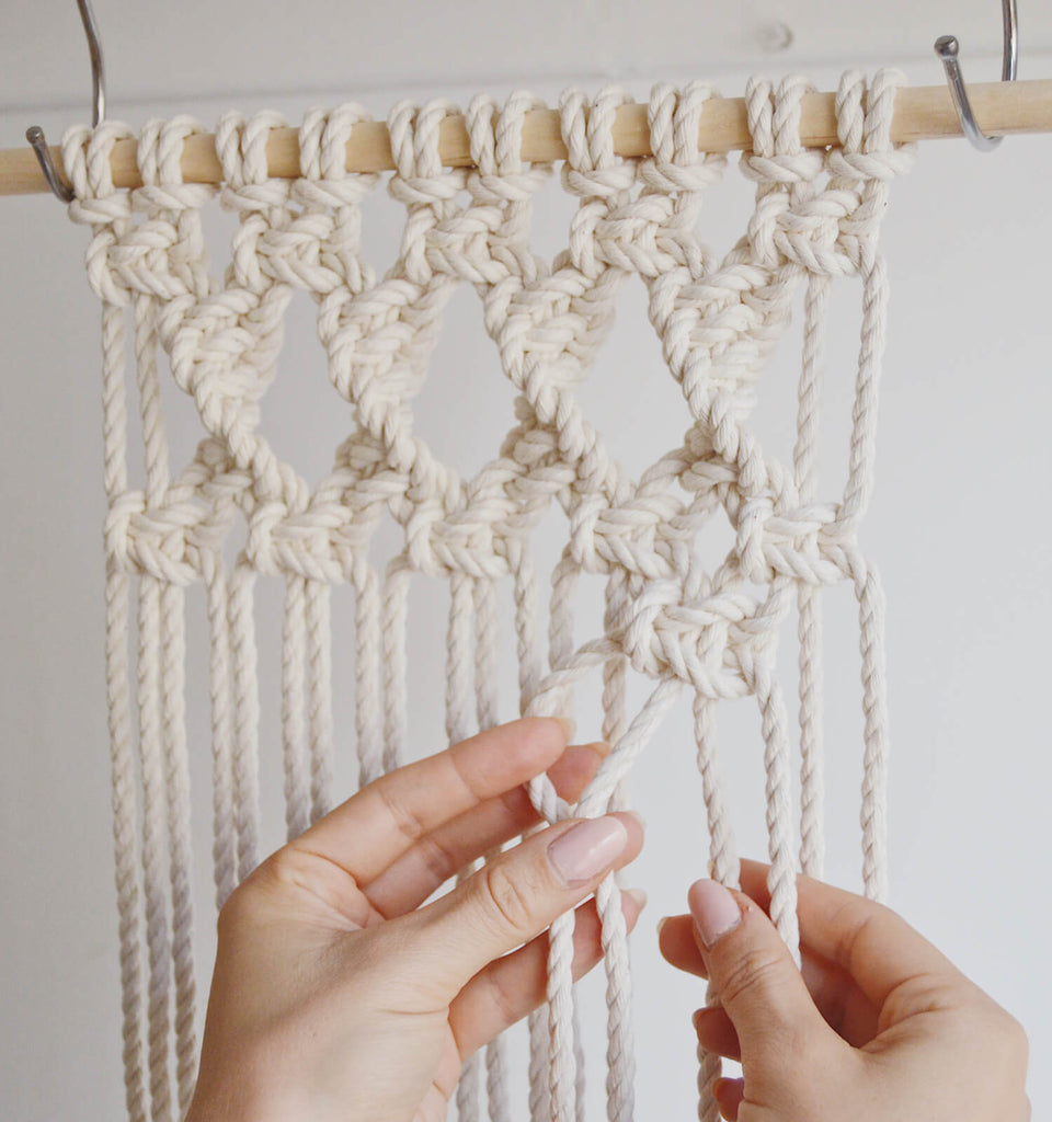 Mindful Macramé: Wall Hanging Workshop - September 29, 3-6pm - The Scarlet Sage Herb Co.