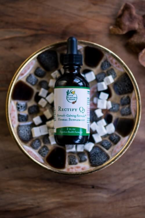 Five Flavors Herbs Rectify Qi 2oz - The Scarlet Sage Herb Co.
