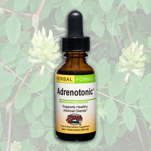 Herbs Etc Adrenotonic 1oz
