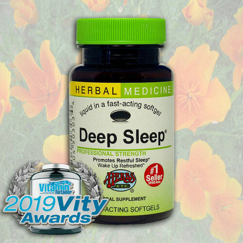 Herbs Etc Deep Sleep 30ct
